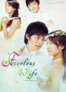 Frivolous Wife - Poster / Capa / Cartaz - Oficial 1