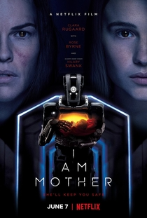 I Am Mother - Poster / Capa / Cartaz - Oficial 1
