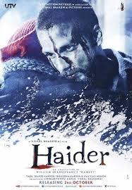 Haider - Poster / Capa / Cartaz - Oficial 4
