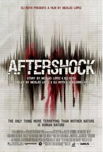 Aftershock - Poster / Capa / Cartaz - Oficial 1