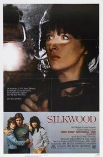 Silkwood - O Retrato de Uma Coragem - Poster / Capa / Cartaz - Oficial 2