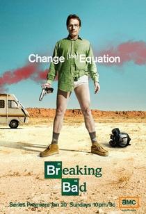 Breaking Bad (1ª Temporada) - Poster / Capa / Cartaz - Oficial 3
