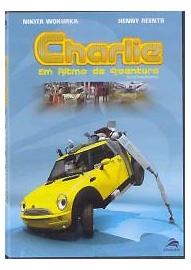 Charlie - Em Ritmo de Aventura - Poster / Capa / Cartaz - Oficial 1
