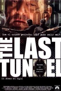 O Último Túnel - Poster / Capa / Cartaz - Oficial 3
