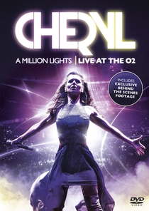 Cheryl: A Million Lights - Live at the O2 - Poster / Capa / Cartaz - Oficial 1