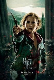 Harry Potter e as Relíquias da Morte - Parte 2 - Poster / Capa / Cartaz - Oficial 18