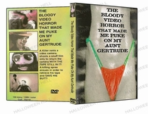 The Bloody Video Horror That Made Me Puke on My Aunt Gertrude - Poster / Capa / Cartaz - Oficial 2