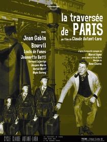 A Travessia de Paris - Poster / Capa / Cartaz - Oficial 2