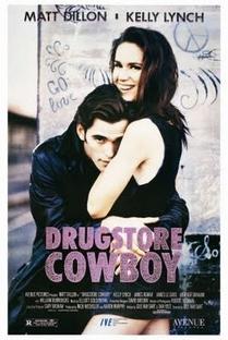 Drugstore Cowboy - Poster / Capa / Cartaz - Oficial 1