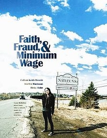 Faith, Fraud & Minimum Wage - Poster / Capa / Cartaz - Oficial 1