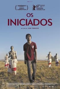 Os Iniciados - Poster / Capa / Cartaz - Oficial 4