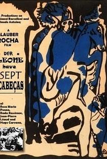 O Leão de Sete Cabeças - Poster / Capa / Cartaz - Oficial 1