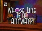Whose Line Is It Anyway? 3ª Temporada (Whose Line Is It Anyway? 3ª Temporada)