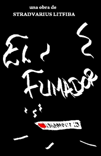 El Fumador - Poster / Capa / Cartaz - Oficial 1