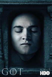Game of Thrones (6ª Temporada) - Poster / Capa / Cartaz - Oficial 13