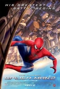 O Espetacular Homem-Aranha 2: A Ameaça de Electro - Poster / Capa / Cartaz - Oficial 6