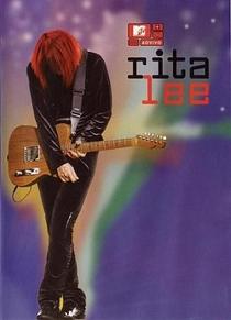Rita Lee MTV ao vivo - Poster / Capa / Cartaz - Oficial 1