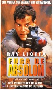 Fuga de Absolom - Poster / Capa / Cartaz - Oficial 5