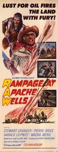 Flechas Ardentes - Poster / Capa / Cartaz - Oficial 3