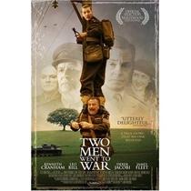 E Dois Homens Foram À Guerra - Poster / Capa / Cartaz - Oficial 1