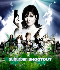 Suburban Shootout - Poster / Capa / Cartaz - Oficial 1