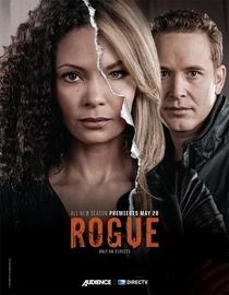 Rogue (2ª Temporada) - Poster / Capa / Cartaz - Oficial 1