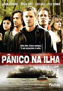 Pânico Na Ilha - Poster / Capa / Cartaz - Oficial 1
