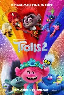 Trolls 2 - Poster / Capa / Cartaz - Oficial 5