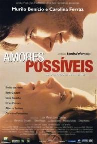 Amores Possíveis - Poster / Capa / Cartaz - Oficial 1