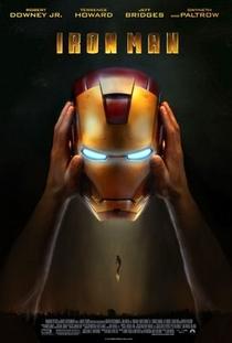 Homem de Ferro - Poster / Capa / Cartaz - Oficial 6