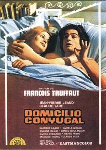 Domicílio Conjugal - Poster / Capa / Cartaz - Oficial 4
