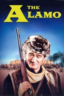 O Álamo - Poster / Capa / Cartaz - Oficial 3