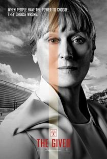 O Doador de Memórias - Poster / Capa / Cartaz - Oficial 2