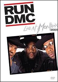 Run DMC - Live at Montreux - Poster / Capa / Cartaz - Oficial 1