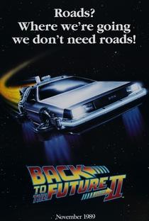 De Volta Para o Futuro 2 - Poster / Capa / Cartaz - Oficial 3