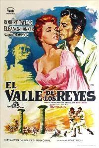 O Vale dos Reis - Poster / Capa / Cartaz - Oficial 5