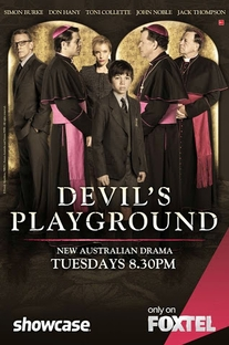 The Devil's Playground - Poster / Capa / Cartaz - Oficial 1
