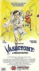 Vasectomia - Um Problema Delicado  - Poster / Capa / Cartaz - Oficial 1