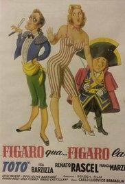 Totó - Barbeiro em Sevilha - Poster / Capa / Cartaz - Oficial 1