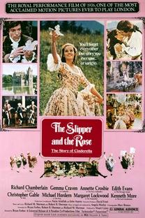 O Sapatinho e a Rosa: A História de Cinderela - Poster / Capa / Cartaz - Oficial 2