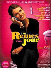 Um Dia de Rainha - Poster / Capa / Cartaz - Oficial 1