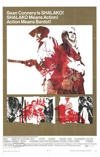 Shalako - Poster / Capa / Cartaz - Oficial 5