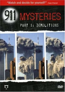9/11 Mysteries - Poster / Capa / Cartaz - Oficial 1
