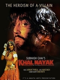 Khal Nayak  - Poster / Capa / Cartaz - Oficial 1