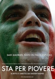 Vai Chover - Poster / Capa / Cartaz - Oficial 1