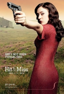 Hit and Miss - Poster / Capa / Cartaz - Oficial 2
