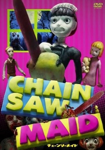 Chainsaw Maid - Poster / Capa / Cartaz - Oficial 1