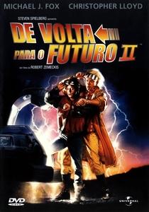 De Volta Para o Futuro - Parte II - Poster / Capa / Cartaz - Oficial 1