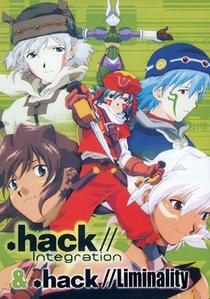 .Hack//Liminality - Poster / Capa / Cartaz - Oficial 1