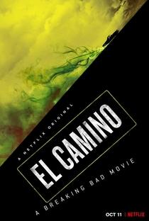 El Camino: A Breaking Bad Movie - Poster / Capa / Cartaz - Oficial 2